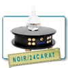 Airnergy AvantGarde Noir 24Carat